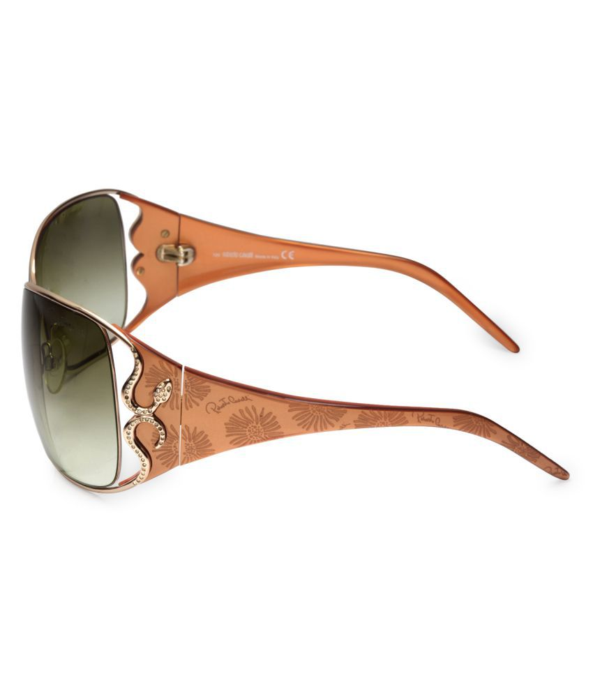 1bd5a2bcac ... Roberto Cavalli Grey Oversized Sunglasses ( TIZIO 387S 772