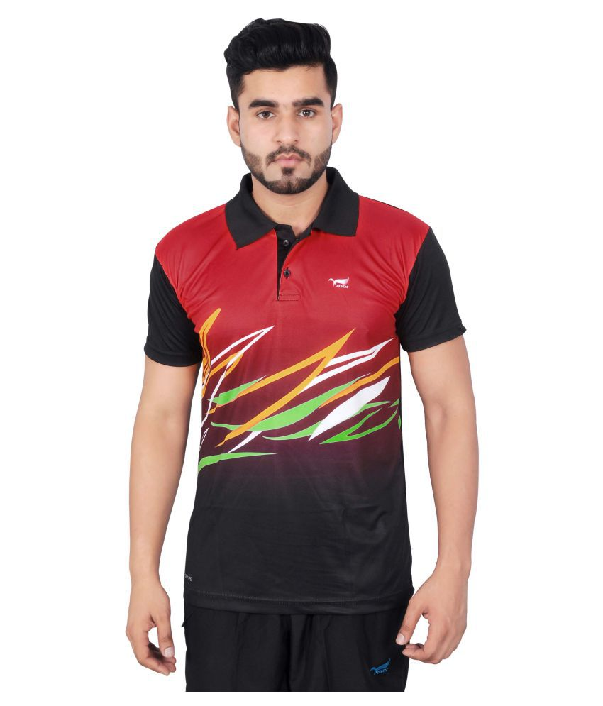 NNN Men's Multicolour T-shirt