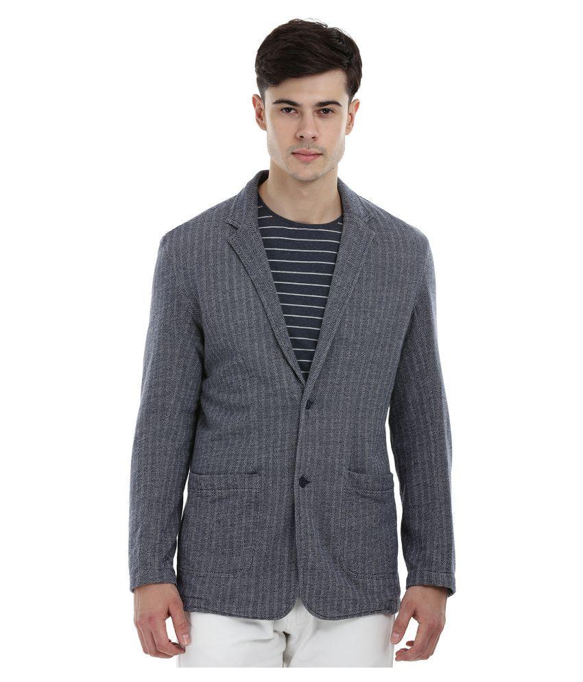 Zobello Multi Self Design Casual 2 Piece Suits