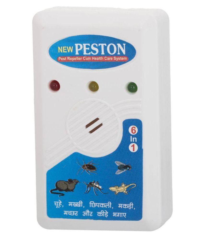 Peston Electronic Ultrasonic Pest Repeller Cum Health Care System