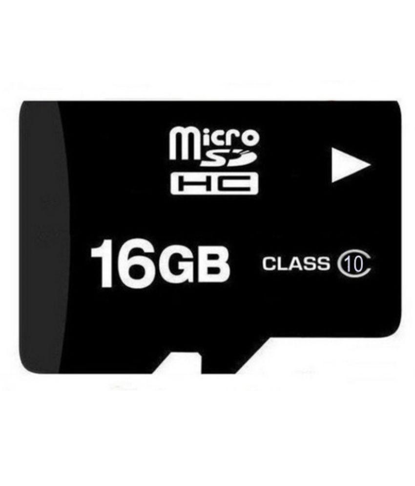 Vizio 16GB MicroSDHC Class 10 (30MB/s) Memory Card