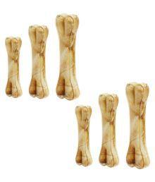 Gold Dust Scoobee Dog Bone ALL Non-Veg Chew Bone 100 Gm - 500 Gm - 657486649243