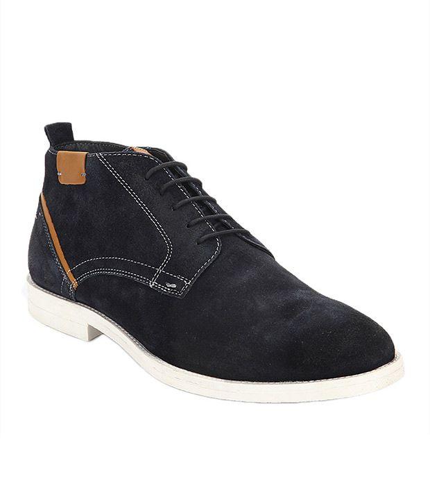 Schoen Designs Black Casual Boot