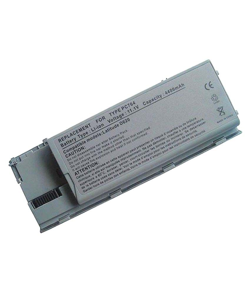 Clublaptop Laptop battery Compatible For Dell Latitude JD616 & JD617