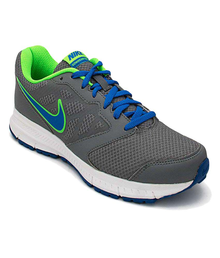 demanda Llevando Nathaniel Ward  Nike NX-NI_684658-024_9 Gray Running Shoes - Buy Nike NX-NI_684658-024_9  Gray Running Shoes Online at Best Prices in India on Snapdeal