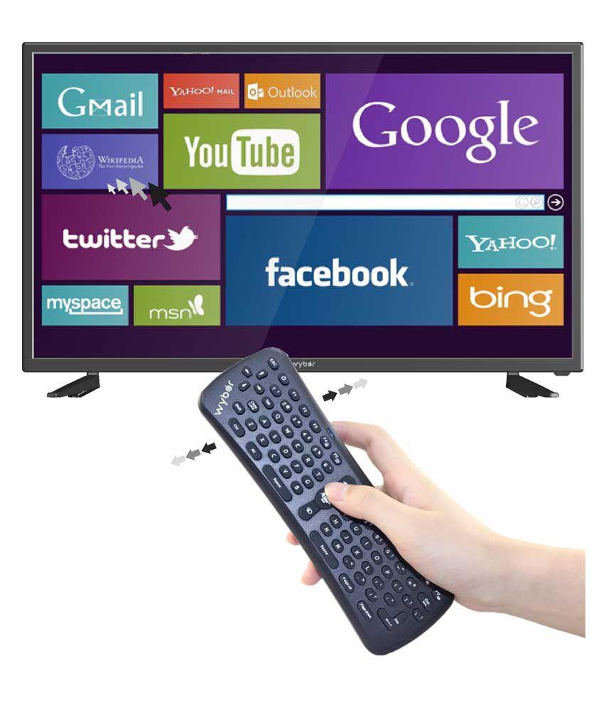 Wybor F1 W32 N06 80 cm (32) Smart HD Ready DLED Television
