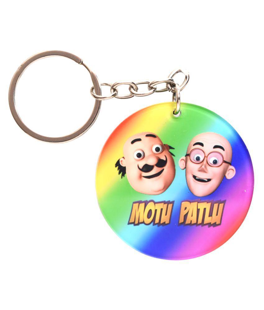 Oyedeal Motu Patlu Key Chain