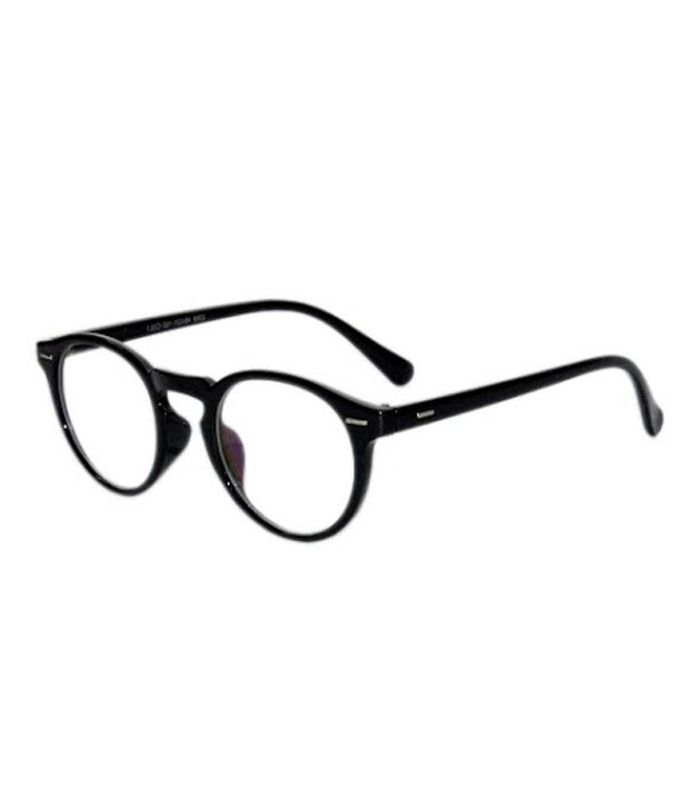 2144e4526e Peter Jones Black Round Spectacle Frame RA2288 - Buy Peter Jones Black  Round Spectacle Frame RA2288 Online at Low Price - Snapdeal