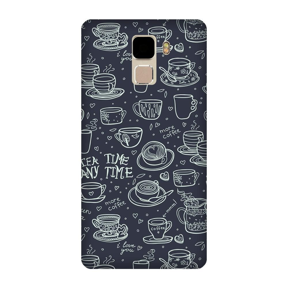 Huawei Honor 7 Printed Cover By Armourshield