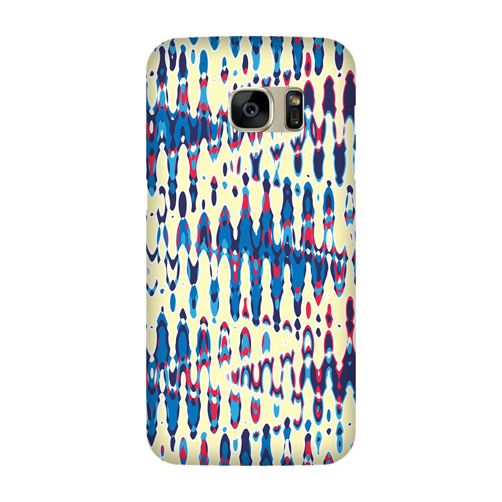 Samsung Galaxy S7 Printed Cover By Armourshield
