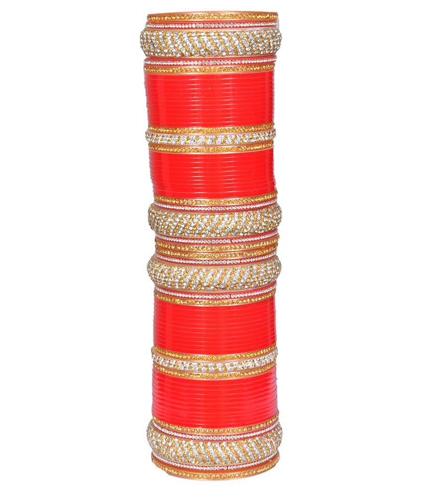 Shadi Bazaar Multicolour Bridal Chura Bangle