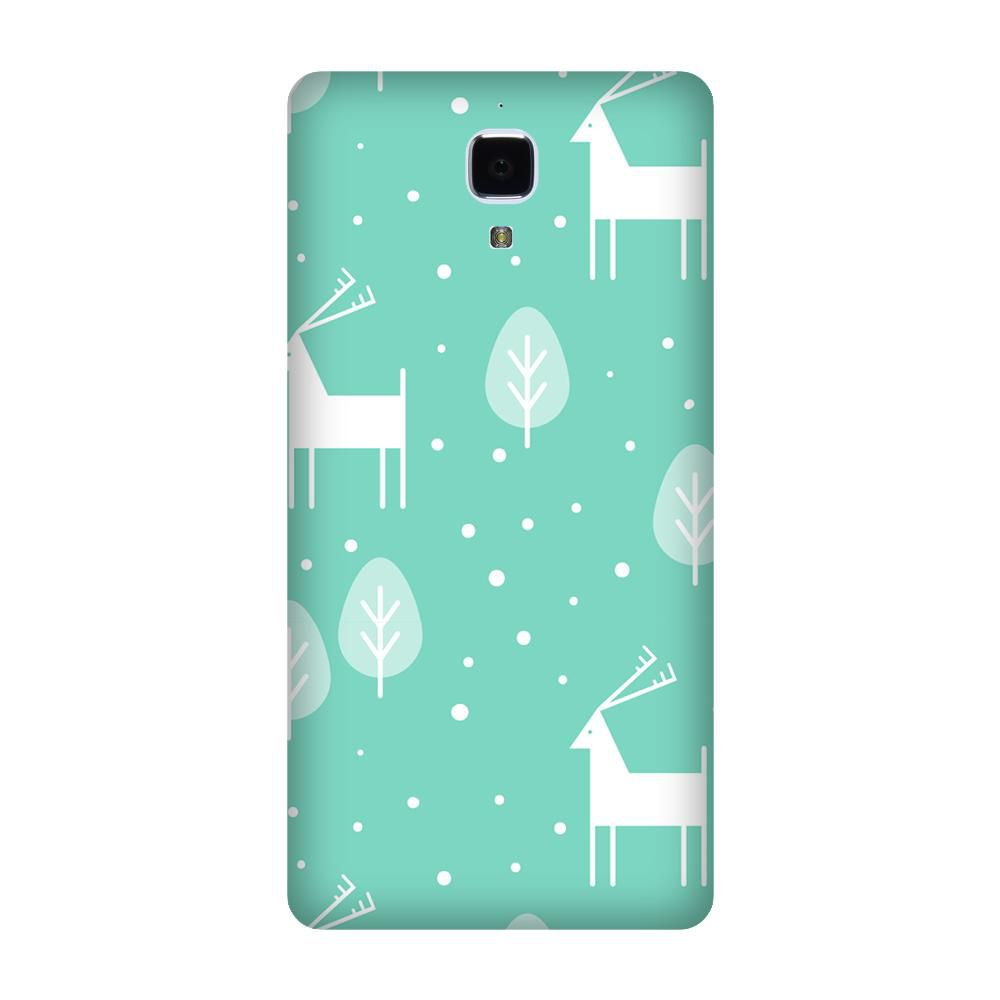 Xiaomi Mi4 Printed Cover By Armourshield