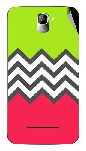 G.store Designer Skin Sticker For Micromax A105 Canvas Entice