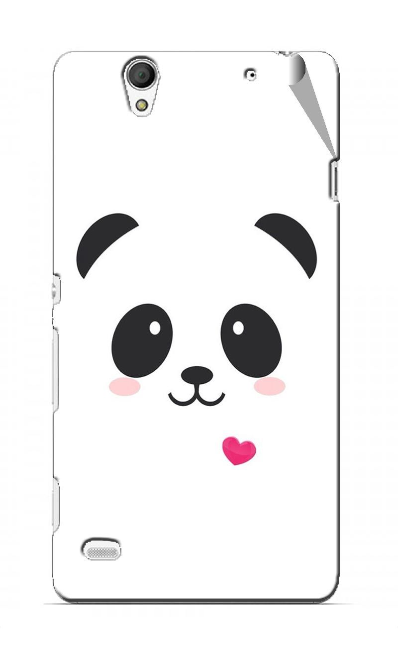 G.store Designer Skin Sticker For Sony Xperia C4