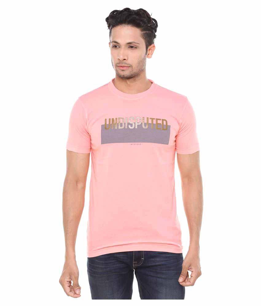 Wexford Pink Round T-Shirt