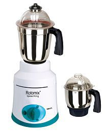 Rotomix New_MG16-721 600 W 2 Jar Mixer Grinder