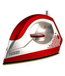 Usha EI 3302 Dry Iron Red