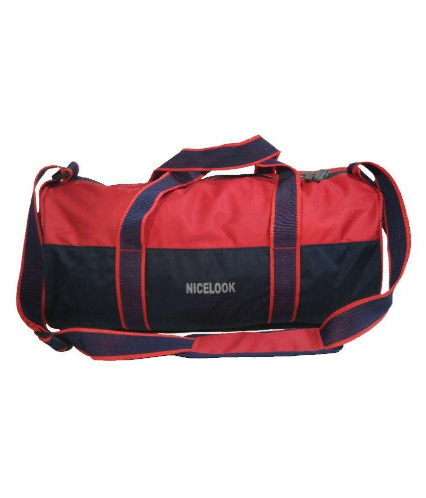 NiceLook Multicolour Gym Bag