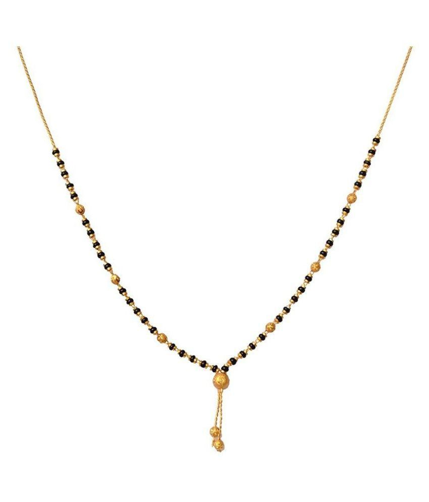 GirlZ! Fashion Multicolour Mangalsutra