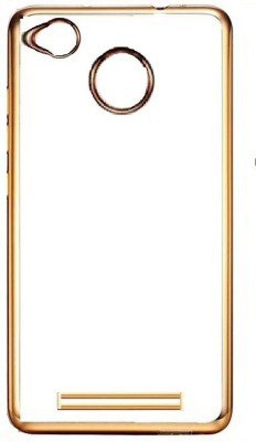 xiaomi redmi 3s prime cover by ceffon   golden   plain