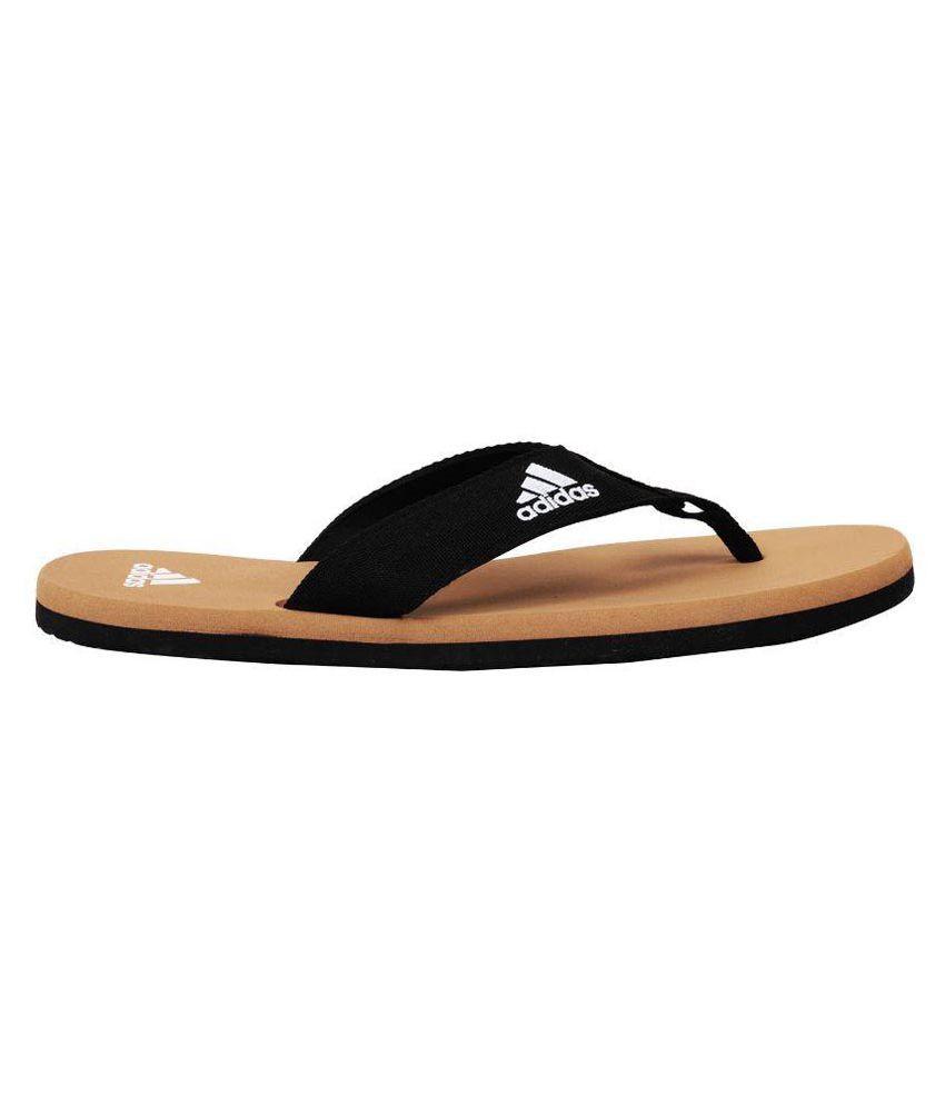 0df3fa741b6b Adidas Adi Rio Black Thong Flip Flop Price in India- Buy Adidas Adi ...