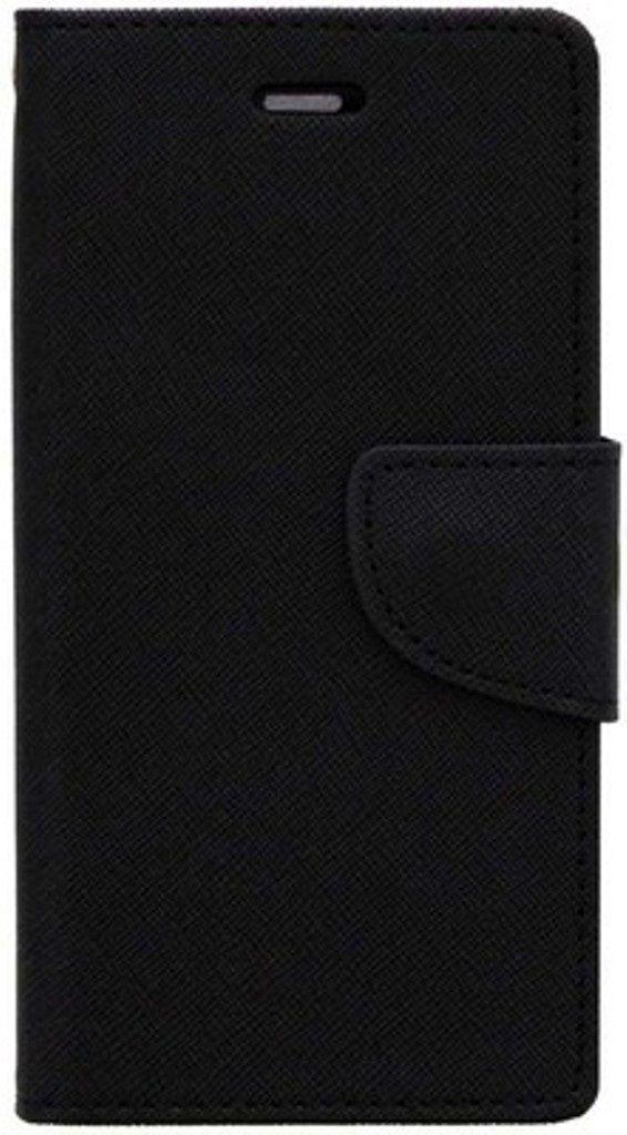 Sony Xperia Z3 Flip Cover by Kosher Traders - Black