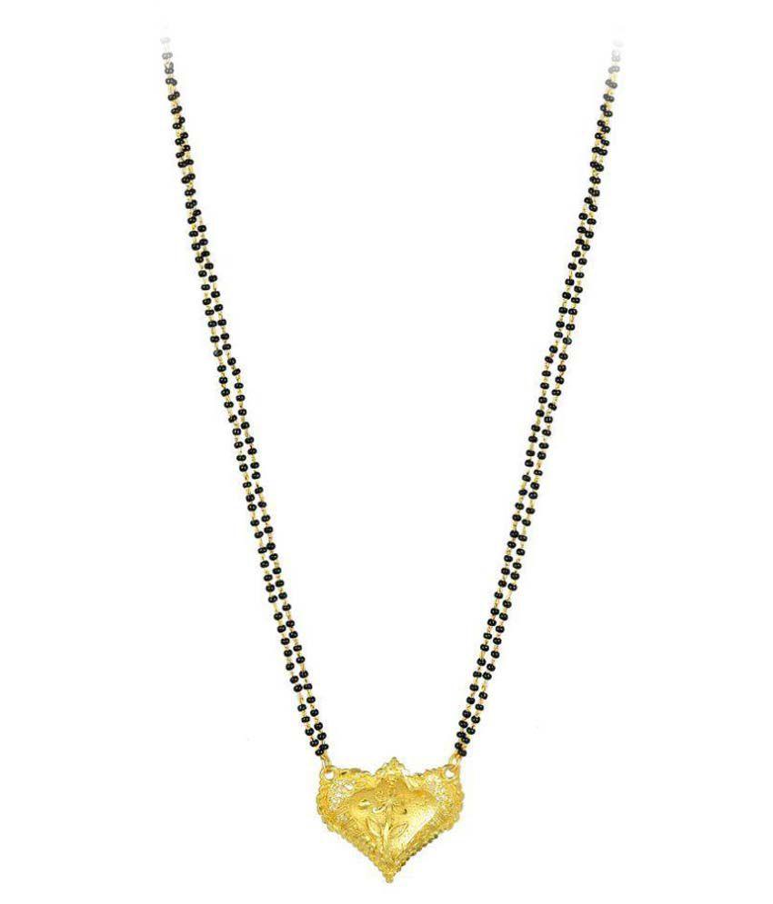 Memoir Golden Brass Mangalsutra