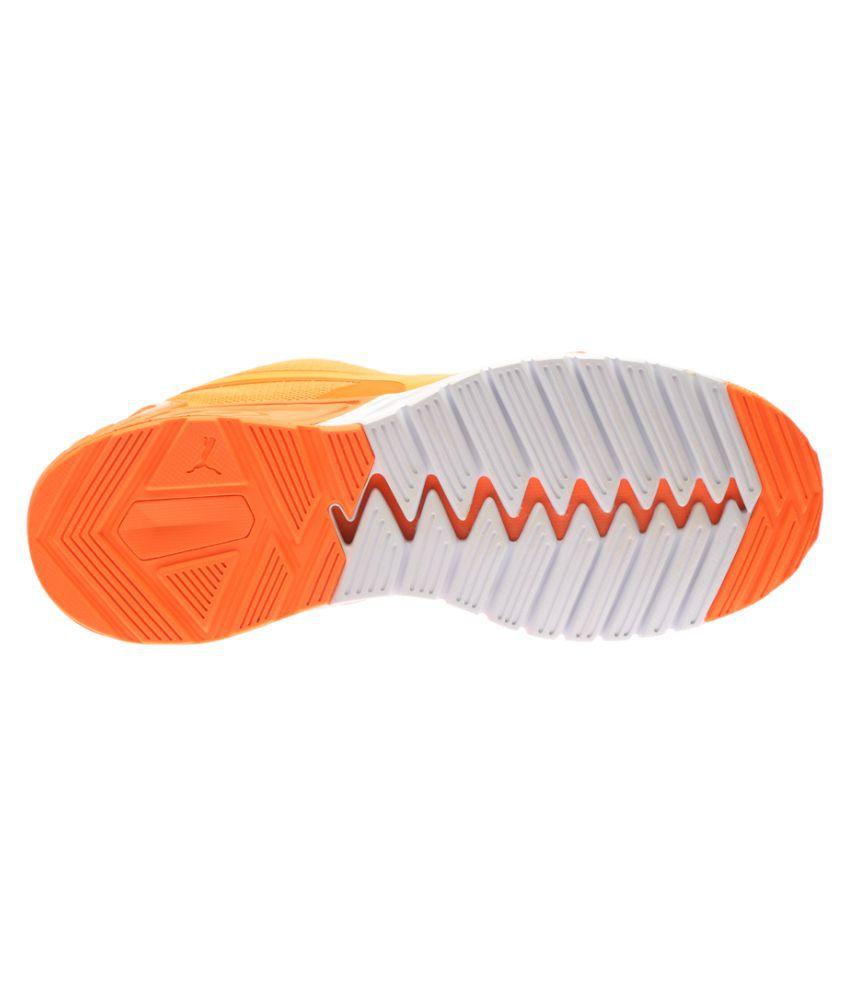6fa85509182 Puma IGNITE Dual NIGHTCAT Orange Running Shoes - Buy Puma IGNITE ...
