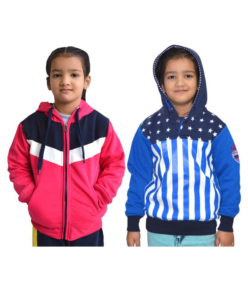 Shaun Multicolor Sweatshirt - Set of 2
