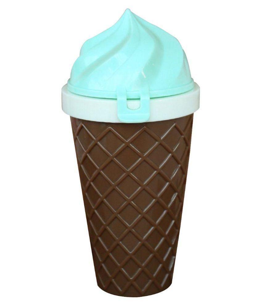 EZ Life Multicolor Plastic Shaker - 300 ml