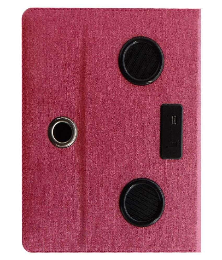 Lenovo Ideatab Lynx K3011 Flip Cover By ACM Pink