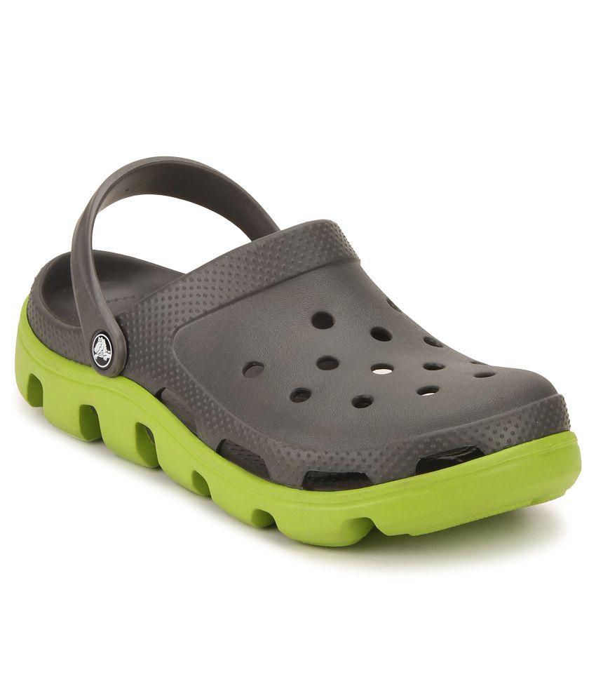 crocs 11991 0a1 gray floater sandals buy crocs 11991 0a1 gray