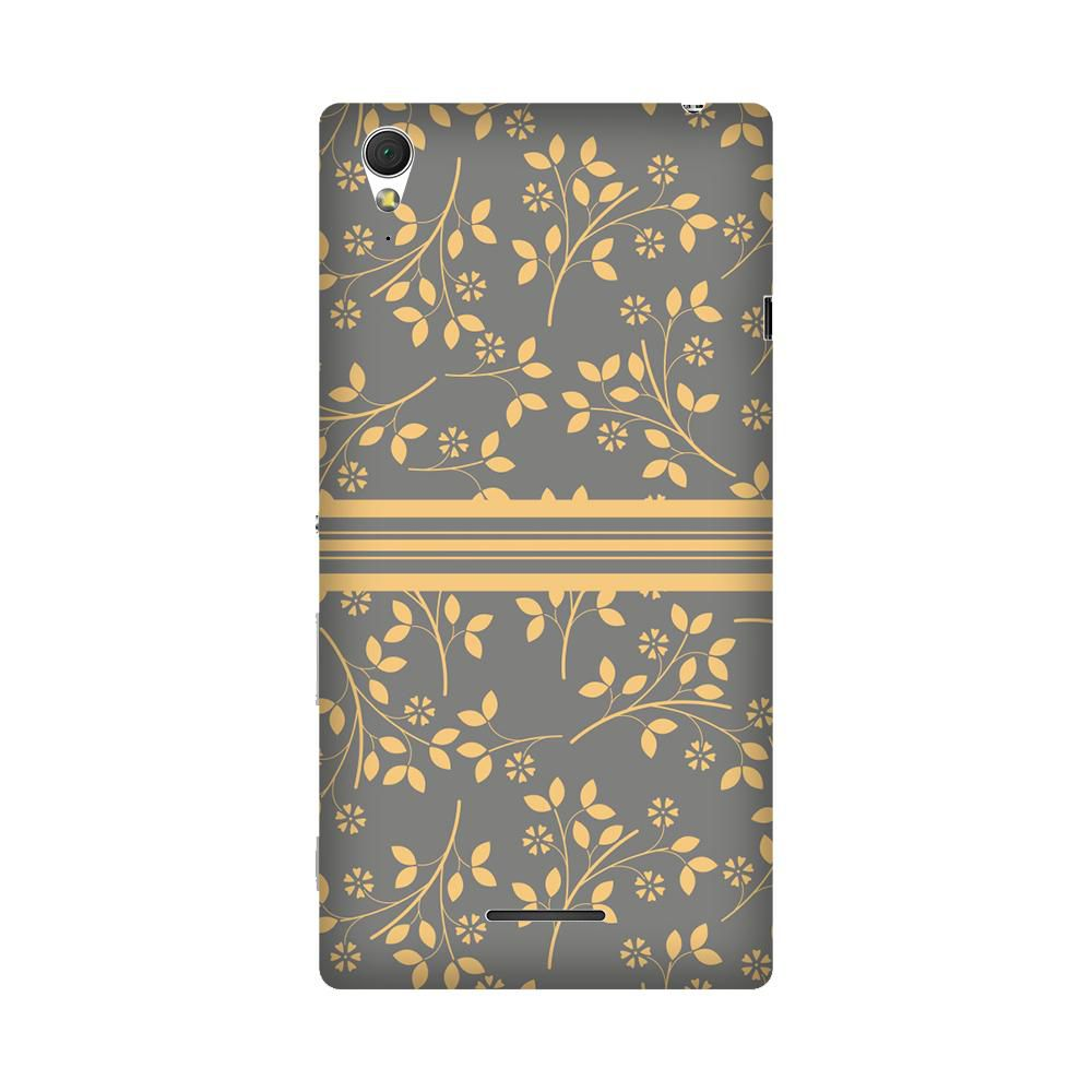Sony Xperia T3 Printed Cover By Armourshield