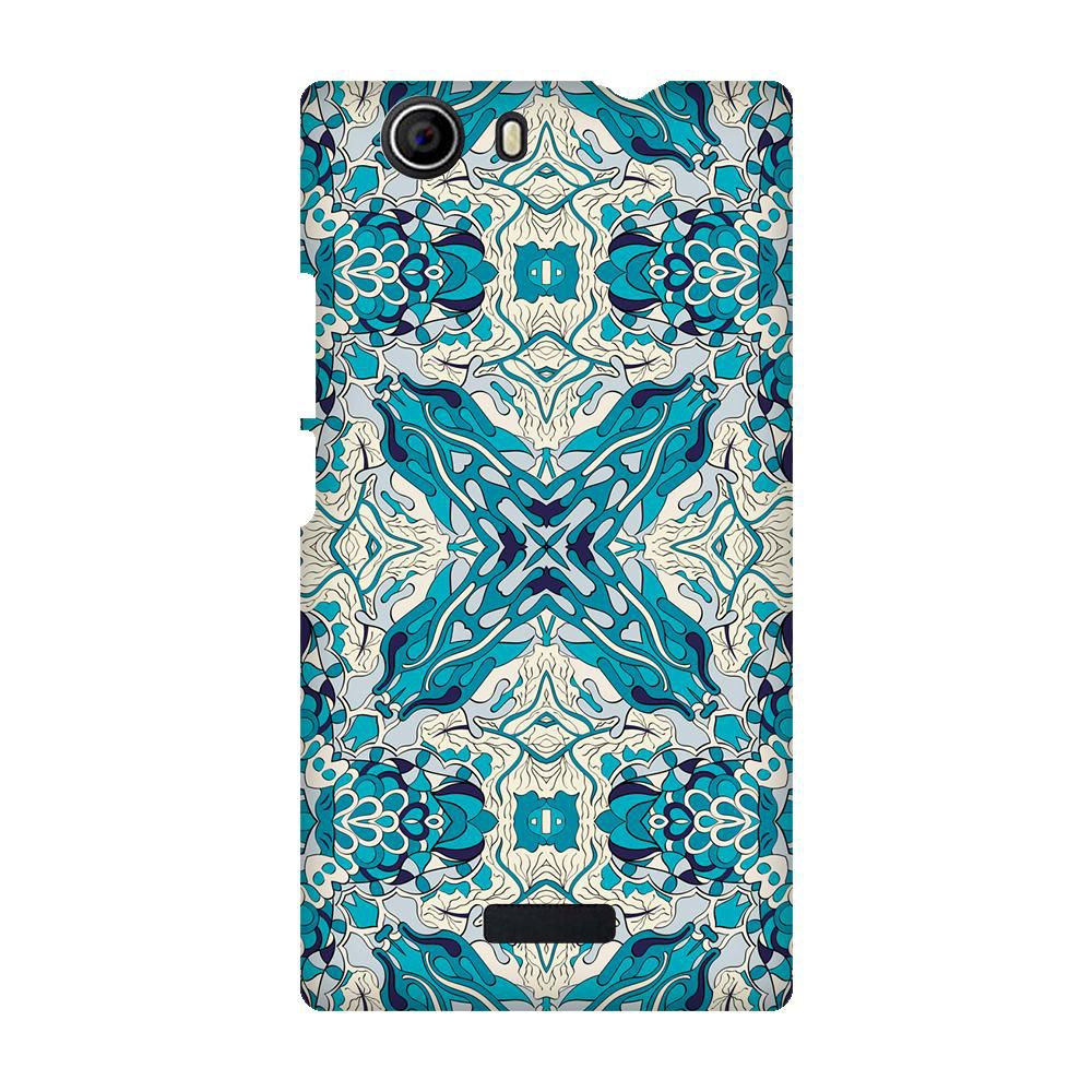 Micromax Canvas Nitro A311 Printed Cover By Armourshield