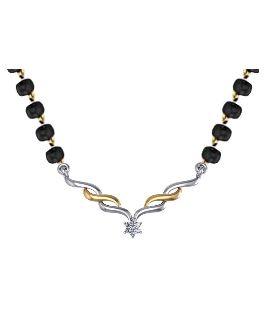 Suvam Jewels 18k Gold Mangalsutra