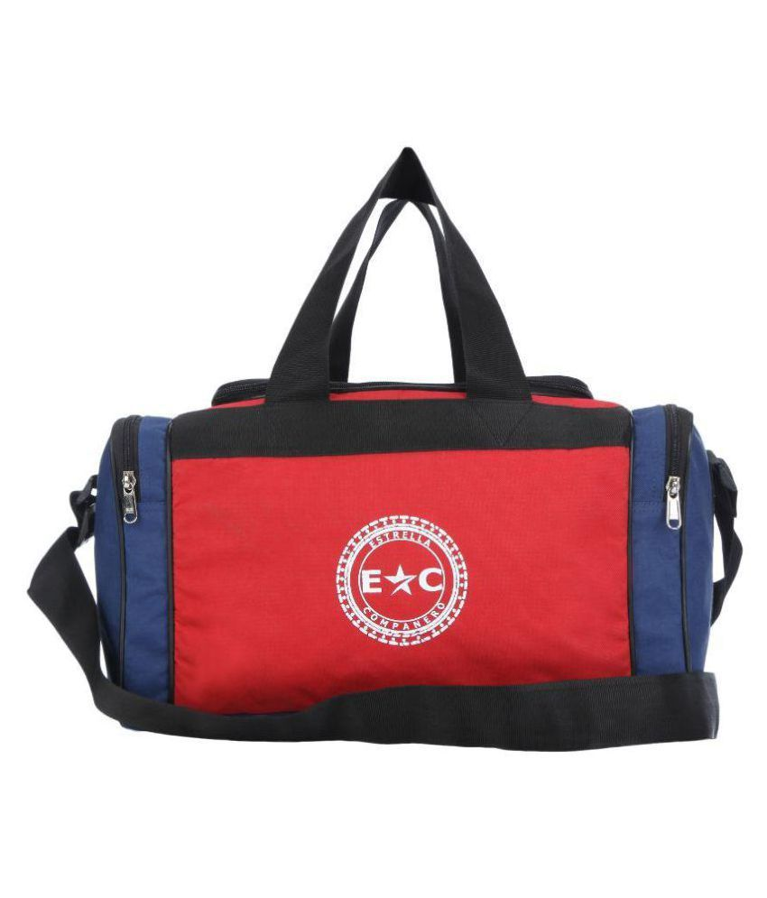 Estrella Companero Red Gym Bag