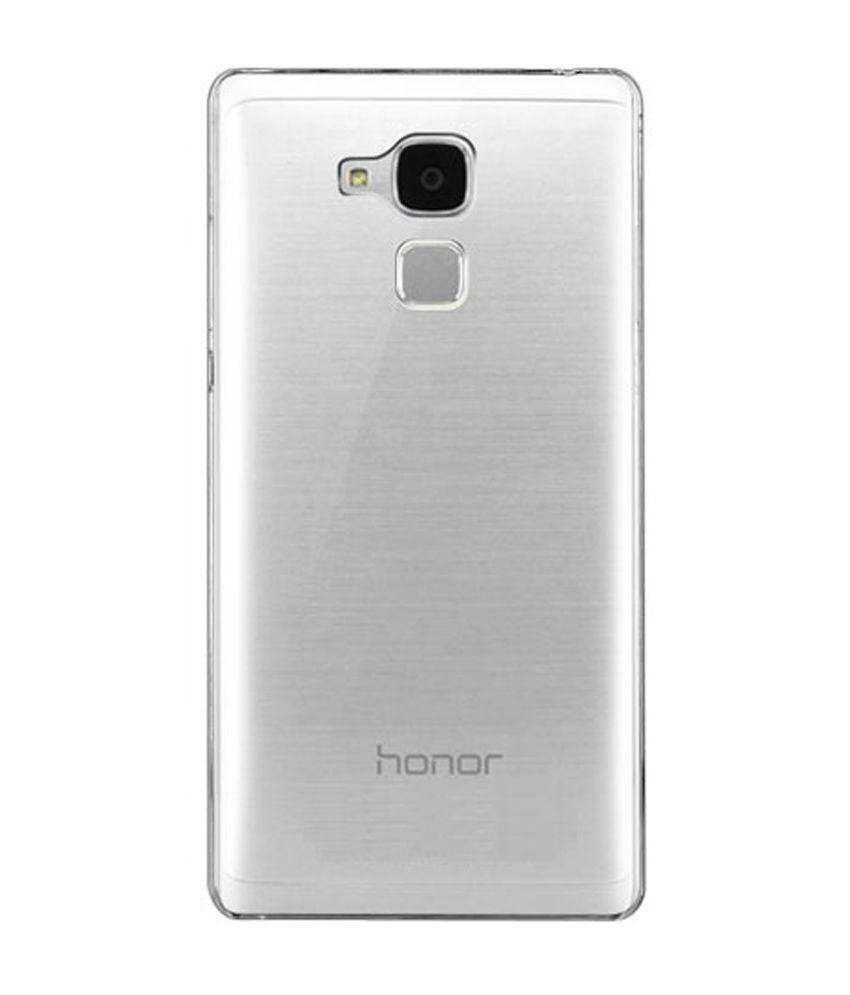 vendita calda online 6268e 3f75c Huawei Honor 5C Cover by PRINTZ - Transparent