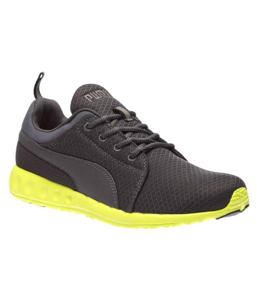 chaussures de sport 64945 deb05 Puma Carson Runner IDP H2T Gray Running Shoes - Buy Puma ...
