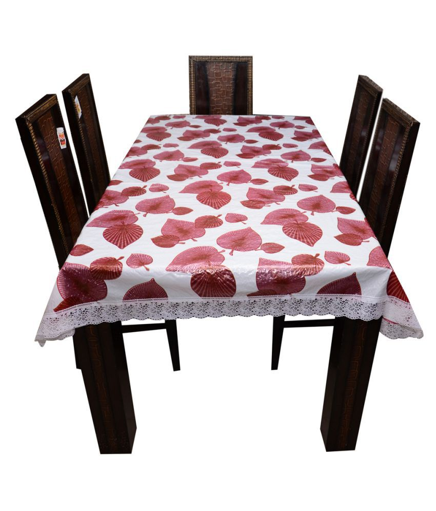 Décor Club 8 Seater PVC Single Table Covers