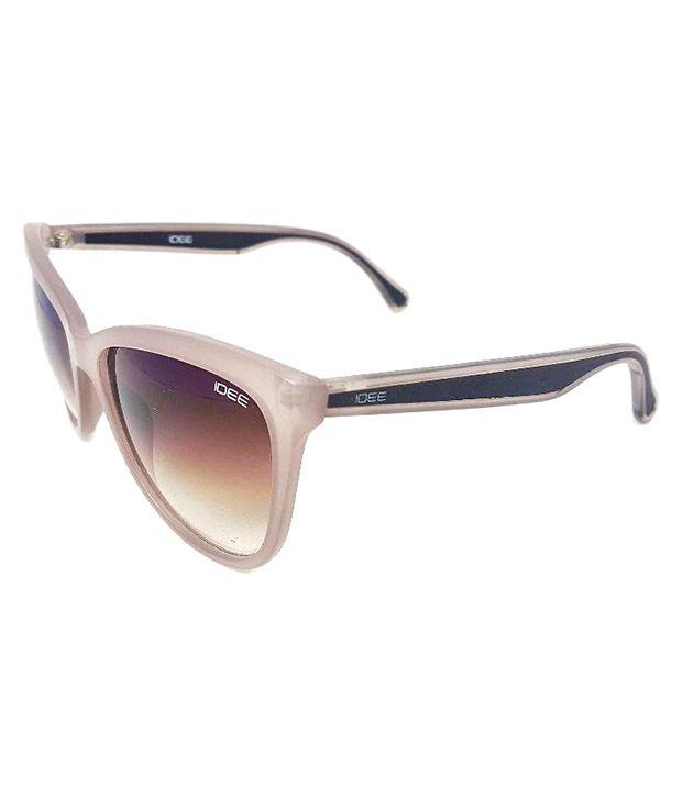 82c8468eeb Idee Brown Cat Eye Sunglasses ( 1931 c4 ) - Buy Idee Brown Cat Eye  Sunglasses ( 1931 c4 ) Online at Low Price - Snapdeal