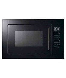Glen 20 to 26 Litres LTR GL 675 Built-in Oven Black