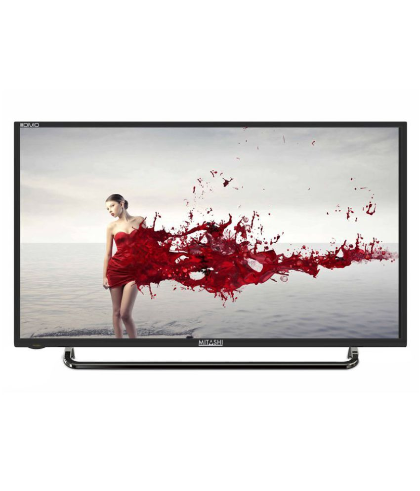 Mitashi 97.79 cm (38.5 inches) MIDE039V24i HD Ready LED TV with 1 + 2 years extended warranty