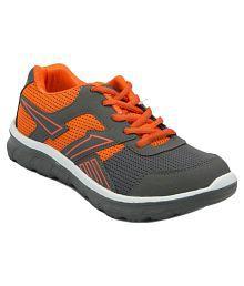 Asian Grey Running Shoes