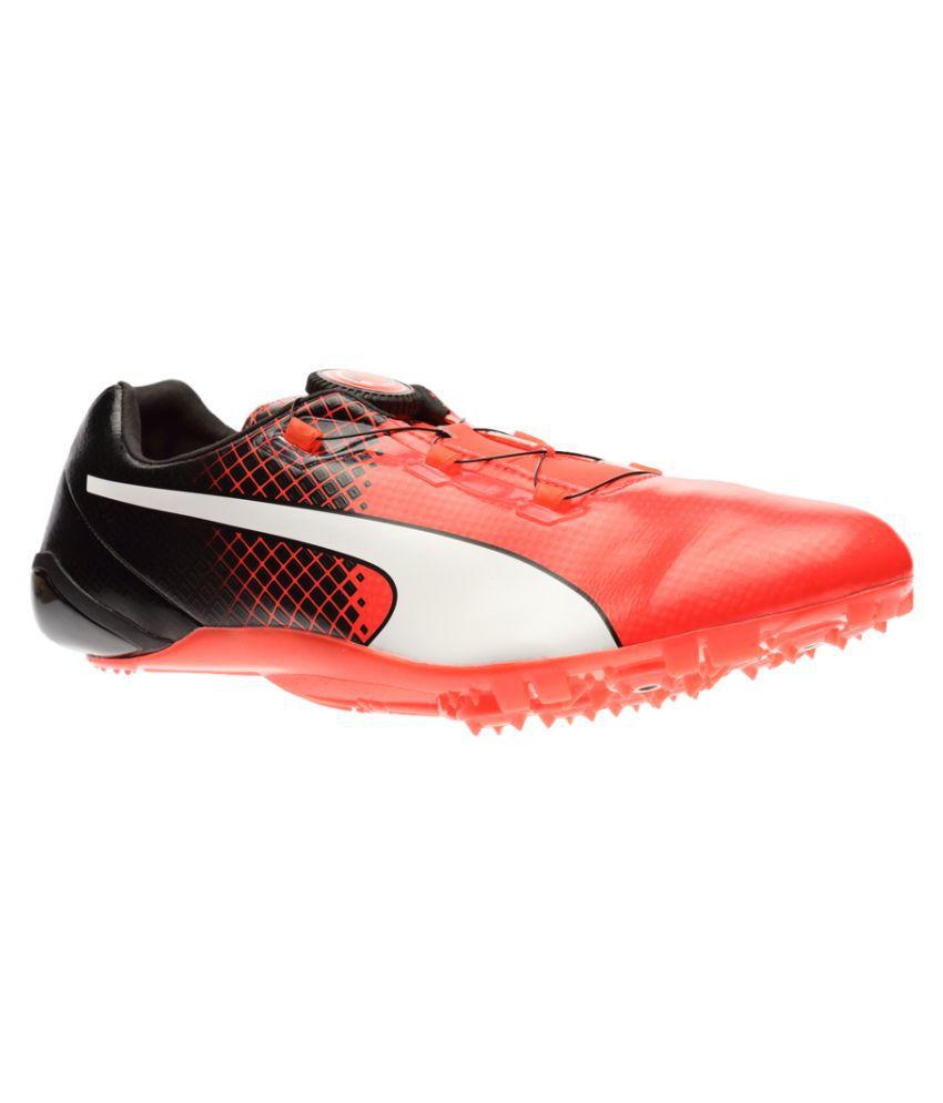 Puma Bolt Evospeed Disc Tricks Multi Color Training Shoes ...