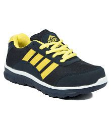 Asian Navy Sports Shoes For Kids