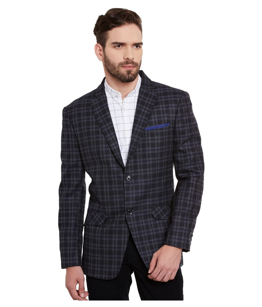 Canary London Multi Checks Casual Tuxedo