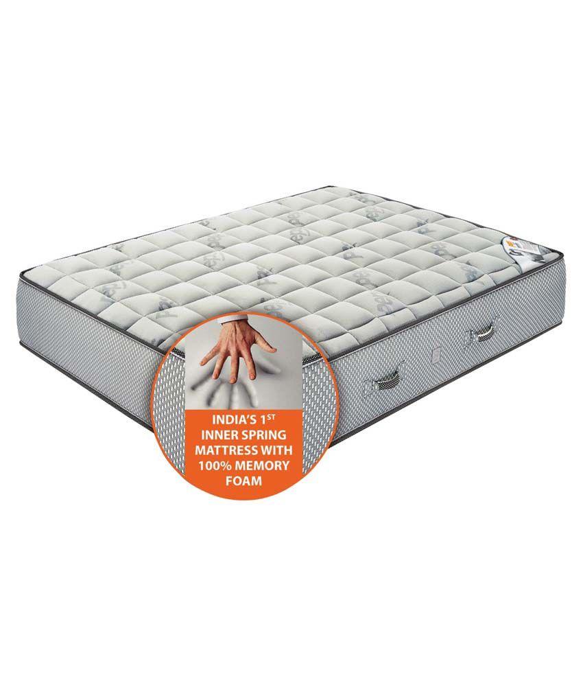 Peps Spine Guard Memory Foam Mattress Buy Peps Spine Guard Memory