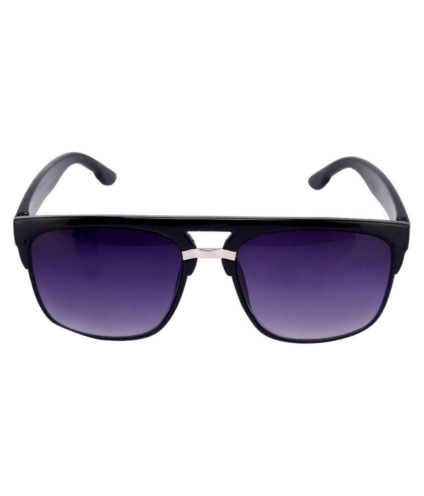 d951fc4a12d Silver Kartz Blue Clubmaster Sunglasses ( ) - Buy Silver Kartz Blue ...