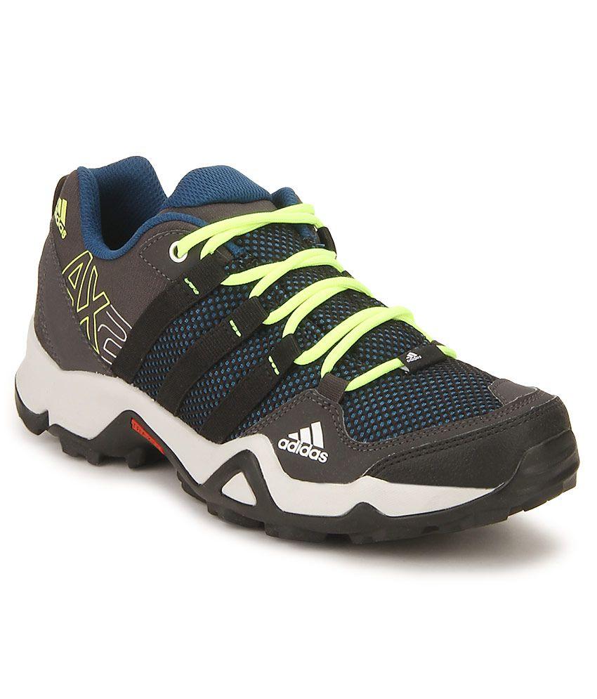 0e57ad7690adc5 Adidas Ax2.0 Multicoloured Hiking   Trekking Sports Shoes - Buy Adidas Ax2.0  Multicoloured Hiking   Trekking Sports Shoes Online at Best Prices in India  on ...