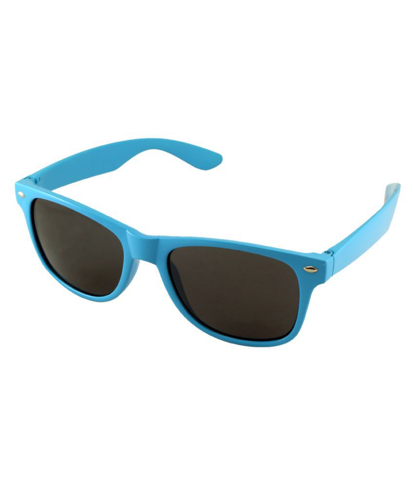 Fluxx Black Wayfarer Sunglasses ( )
